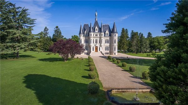 Near poitiers vienne france cognac france a luxury for Vienne poitiers